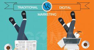 perbedaan digital marketing pemula dengan marketing tradisional