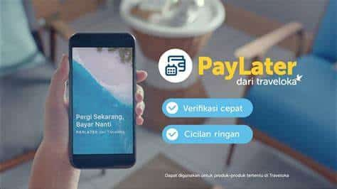 traveloka paylater