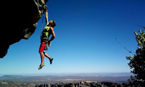 Keberanian untuk mengambil resiko
