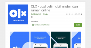Cara Daftar Akun OLX Gratis Premium via HP dan PC