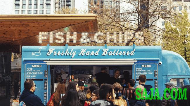 Ide jualan pake mobil boks food truck