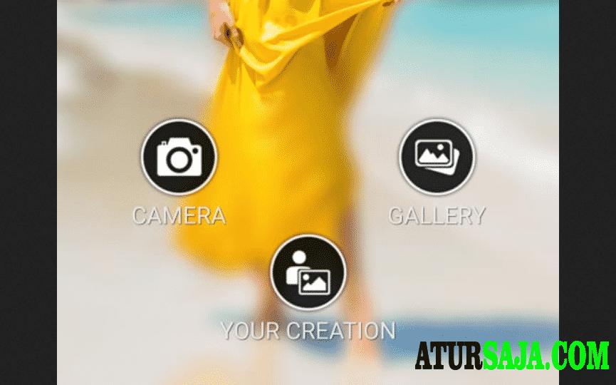 aplikasi kamera android autofocus kamera dslr blur efek