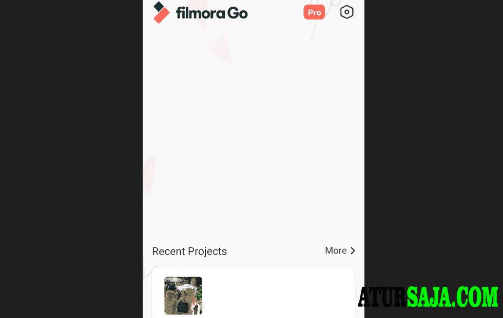 aplikasi penggabung video tanpa watermark filmorago