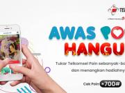 Semudah Ini Cara Transfer Poin Telkomsel ke Nomor Lain