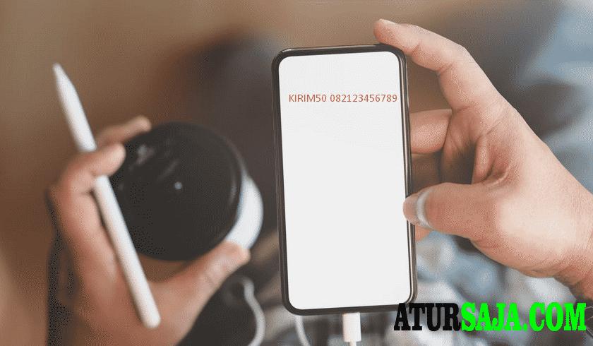 cara transfer poin telkomsel ke nomor lain format kirim