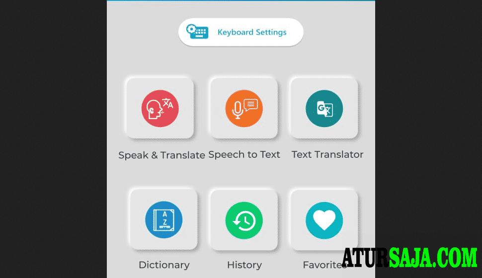 speech to text converter – voice typing app