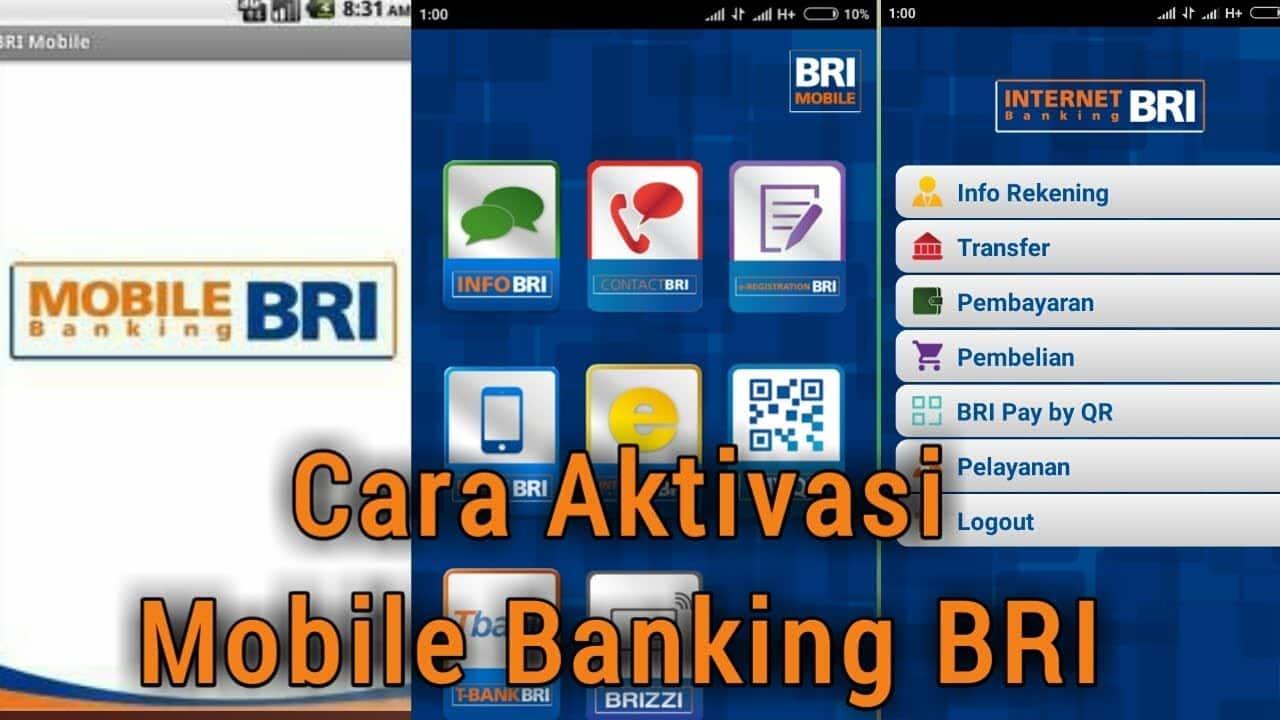 Cara Daftar Internet Banking Bri Registrasi Dan Aktivasi