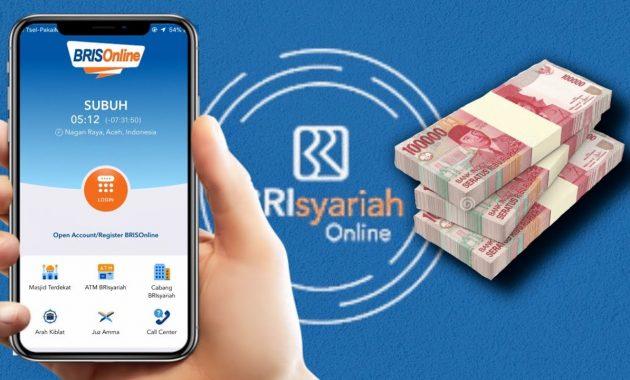 cara daftar mobile banking bri syariah