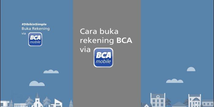 Buka Rekening Bca Online Bca Xpresi Bca Dollar Tanpa Npwp