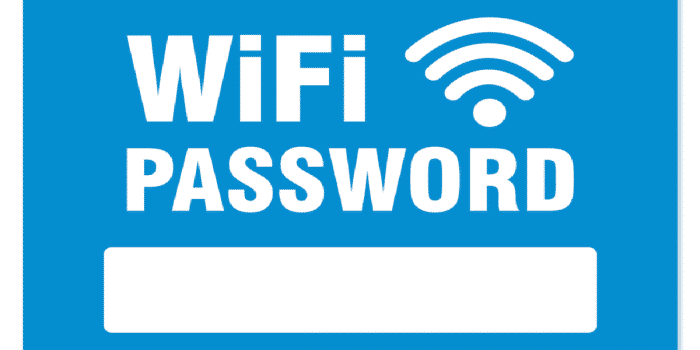 cara mengetahui password wifi yang terhubung dengan laptop