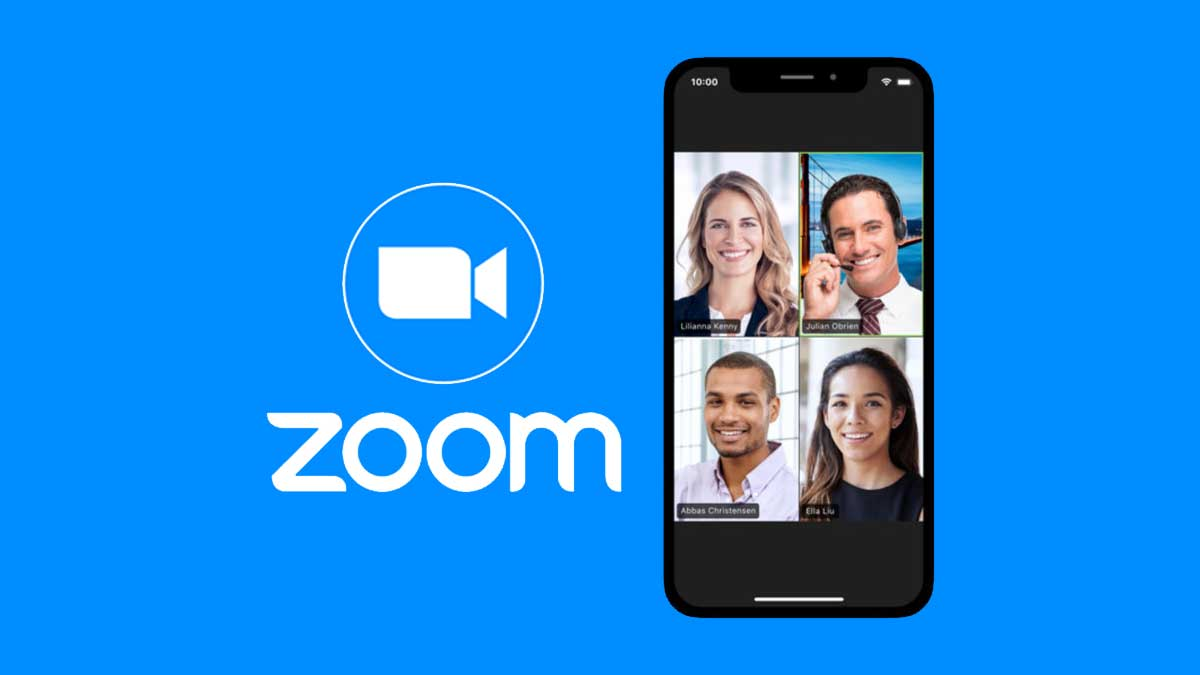 cara download zoom di laptop