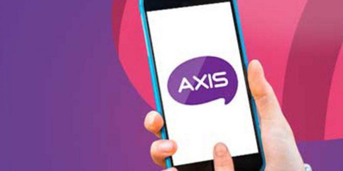 mengapa menggunakan axis untuk akses internet